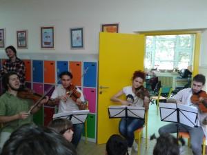 Гости музичари